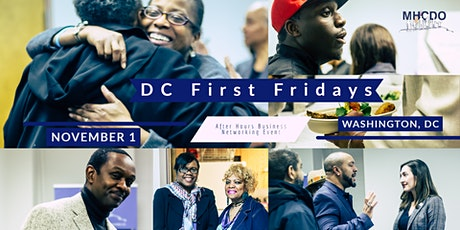 DC First Friday tickets