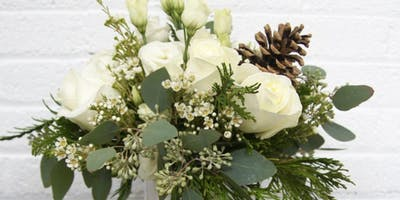 Dreaming of a White Christmas in Bloom with Alice's Table