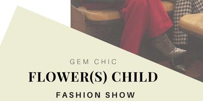 Flower(s) Child Fashion Show