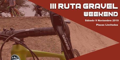 III Ruta Gravel Weekend