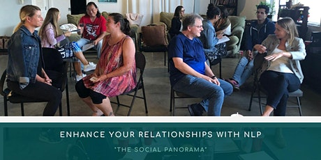 """Enhance Your Relationships with NLP: """"The Social Panorama"""" tickets"""