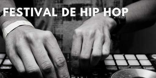 Festival de Hip Hop | Sesc Centro