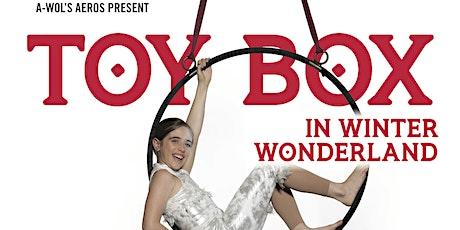 A-WOL Aeros Present: Toy Box Saturday December 14, 2019 6pm tickets
