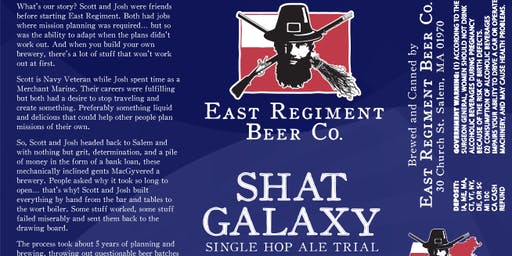 East Regiment Beer Company LIMITED CAN RELEASE