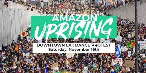 "Good Money : ""Amazon Uprising"" : Dance Protest"