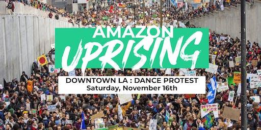 "Good Money : ""Amazon Uprising"" : Dance Protest"
