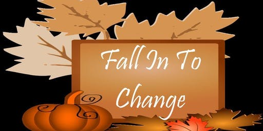 Fall in to Change Parent Cafe