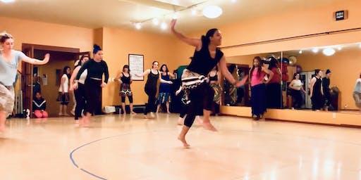 West African Dance with Kiné Camara