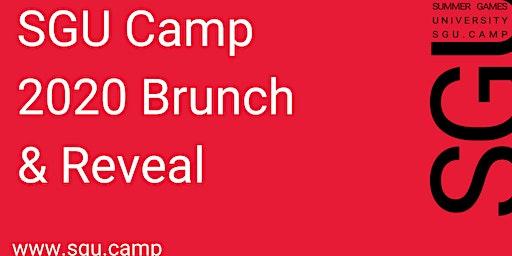 SGU 2020 Brunch & Camp Reveal