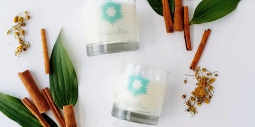 DIY Aromatherapy Candles: Inspiration Design Lab