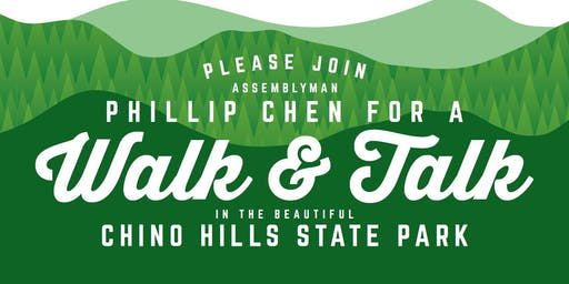 Hills for Everyone Hike 2019 w/ CA Asm. Phillip Chen