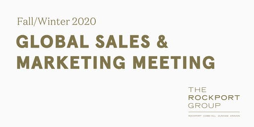 Fall/Winter 2020 Global Sales & Marketing Meeting