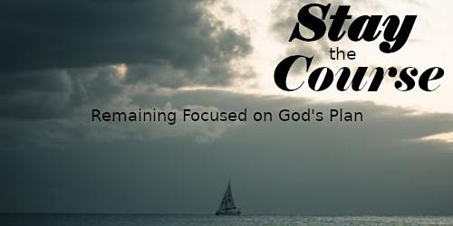 Stay the Course!  2020 MBC Pastor's Conference