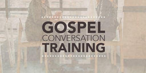 Kingsburg Gospel Conversations Training