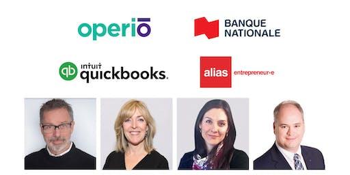 Panel pour les entrepreneurs à Montréal