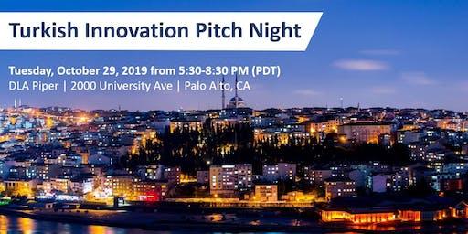 Turkish Innovations Pitch Night 2019