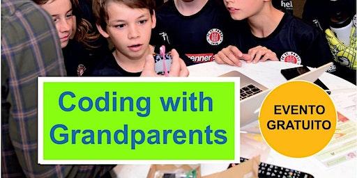Coding with Grandparents- Coding con i nonni-GRATUITO