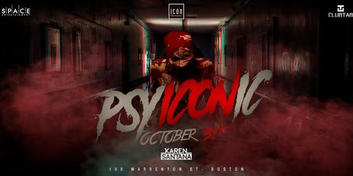 Psyiconic @ ICON