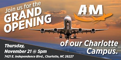 AIM Charlotte | Grand Opening