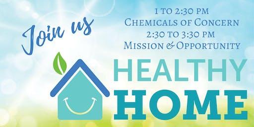 Healthy Home Event with Amy Cadora