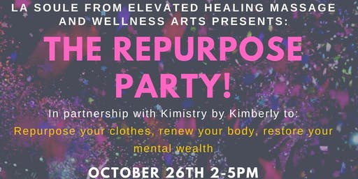 The Repurpose Party