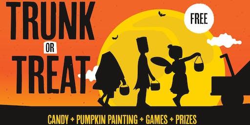 Trunk or Treat & Fall Festival