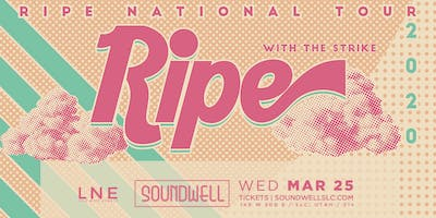 Ripe National Tour 2020