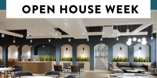 Industrious Boston Copley -- Open House Week