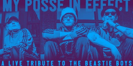 Bar XIII presents MyPIE: A Live Tribute to the Beastie Boys tickets