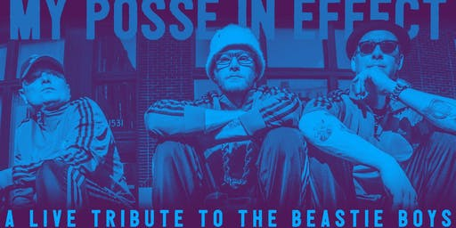Bar XIII presents MyPIE: A Live Tribute to the Beastie Boys