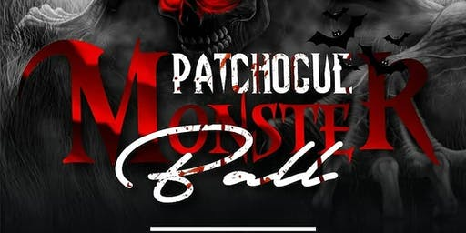 Patchogue MONSTERS BALL @ stereo Garden Long Islan