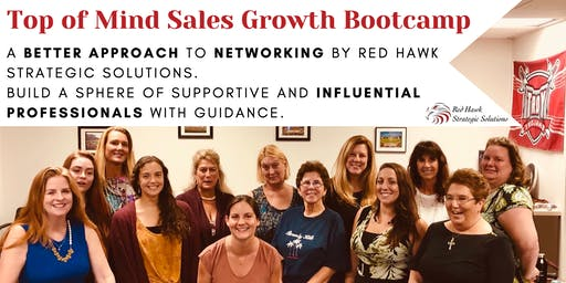 Top of Mind Sales Growth Bootcamp- Network for Results  (Nov13th & 20th)