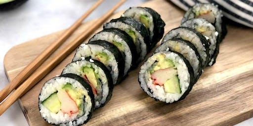 Roll Sushi With Chef Matt