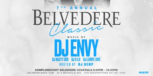 7th Annual Belvedere Classic with DJ Envy