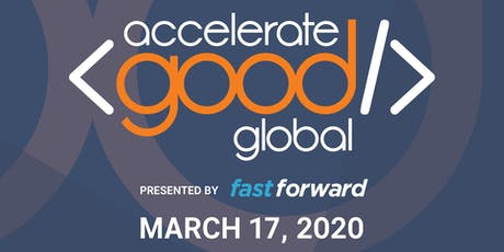 Accelerate Good Global 2020 tickets