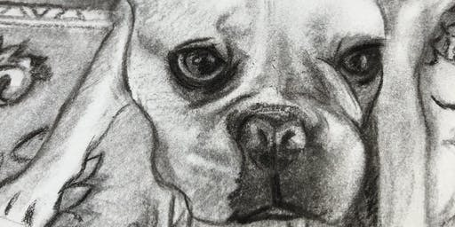 Canines & Coffee: WAHI with Jess Art Show