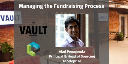 Managing the Fundraising Process for Startups