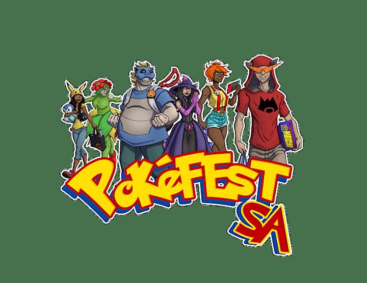 PokeFest SA | November 5th-6th 2021 image
