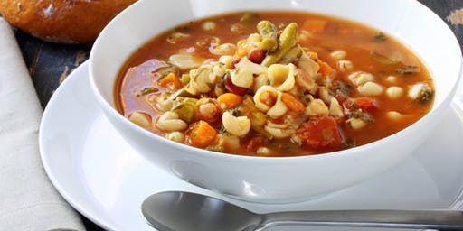ZUPPA! An Italian Tradition with Chef Antonio Cecconi