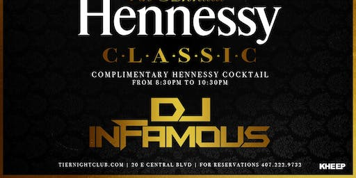 7th Annual Hennessy Classic with Atlanta's DJ Infamous