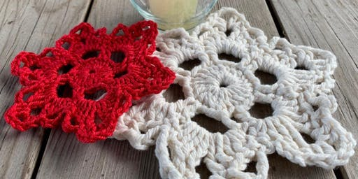 MAKE, CRAFT & DO: Lace Crochet with Anne Lies