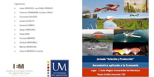 Jornada de Aviación y Producción