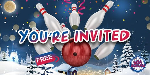 USA Youth Bowling Blastoff - FREE Family Fun Day - Williston, ND