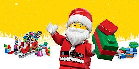 Festive LEGO Brick Celebration Workshop - Gomersal tickets