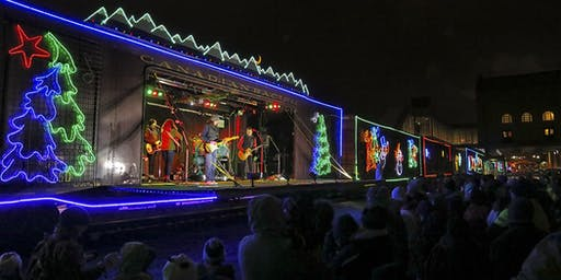 Canadian Pacific Holiday Train 2019 VIP Tickets