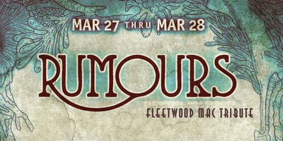 Rumours: Fleetwood Mac Tribute