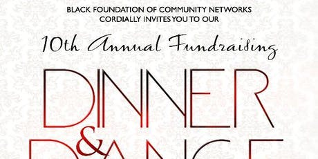 BFCN - 10th Annual Fundraising Dinner & Dance tickets