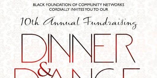 BFCN - 10th Annual Fundraising Dinner & Dance