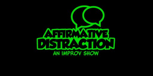 Affirmative Distraction Ft Gabrielle Solange & Hakim Callwood