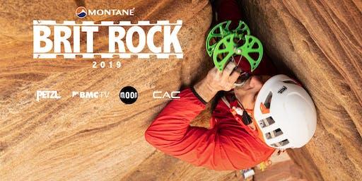 Brit Rock Film Tour 2019 - Southampton, fundraising for CAC